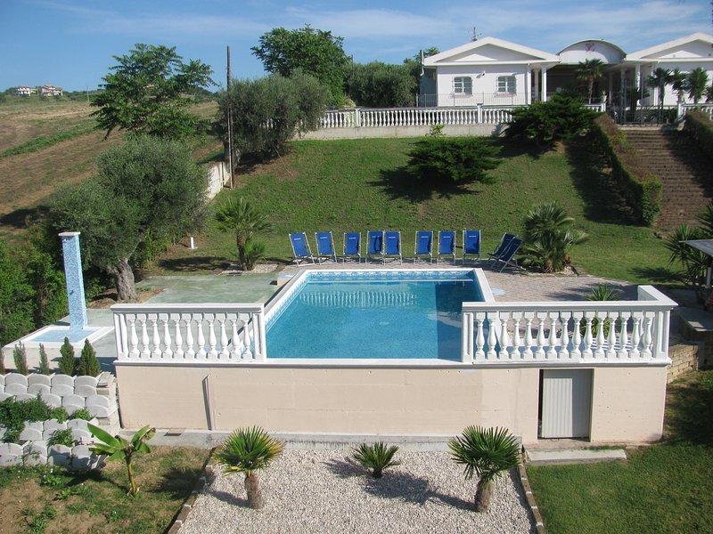 Il Villaggio Del Re (2° flat), holiday rental in Province of Teramo