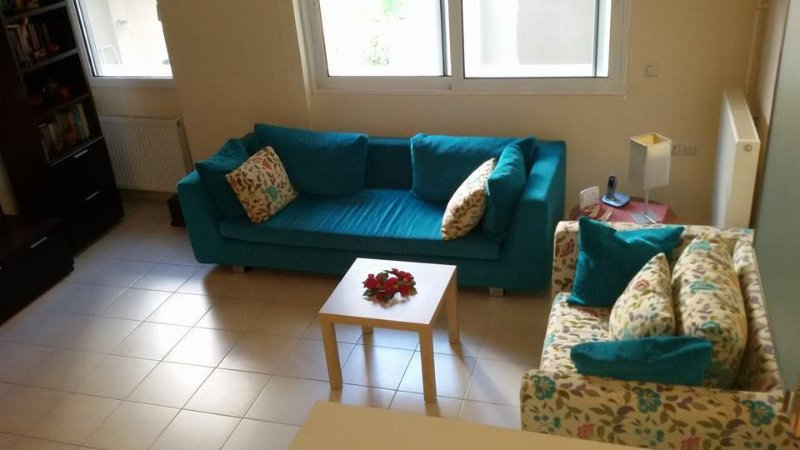 Elegant 1bedroom apartment with free parking spot, holiday rental in Knosos