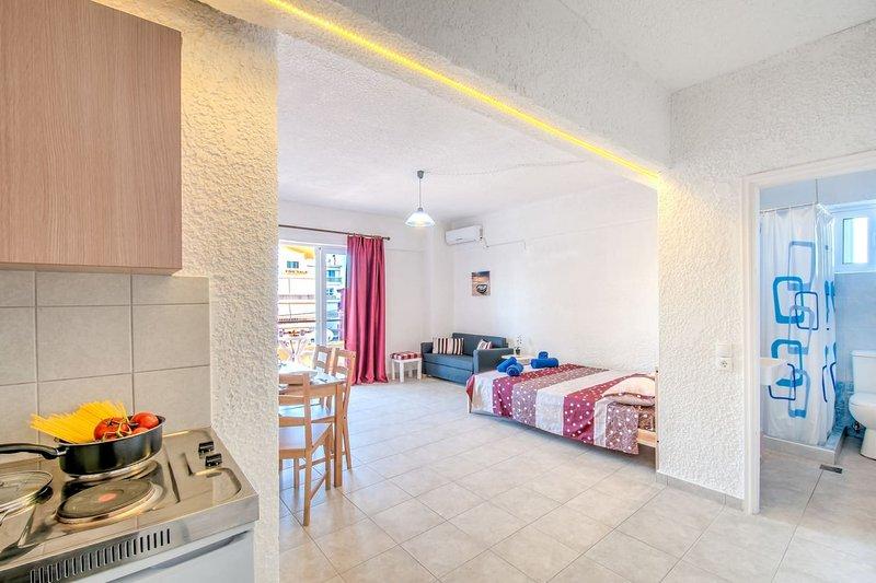 Ialisos central Cosy apartments 'Pisces', holiday rental in Ialyssos