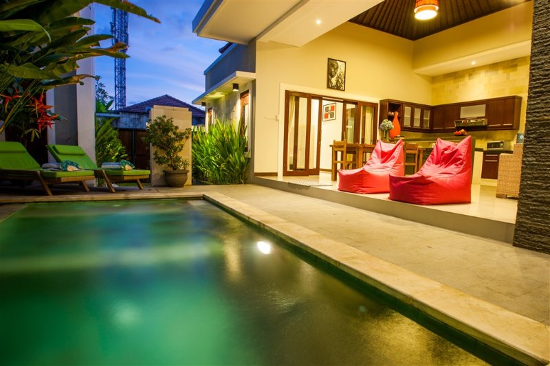 Capil Villa #3, vacation rental in Legian