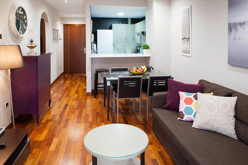 City Centre Luxe Apartment with Parking air condition and wifi, aluguéis de temporada em Santa Cruz de Tenerife