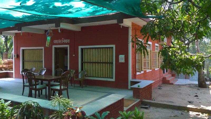 Village Nirvana... Mango Villa, vakantiewoning in Sindhudurg District