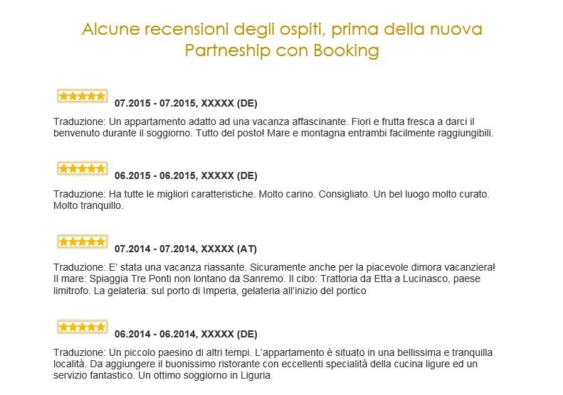 AKTUALISIERT: 2019 - Casa vacanze \'Arch of Light\' in Liguria ...