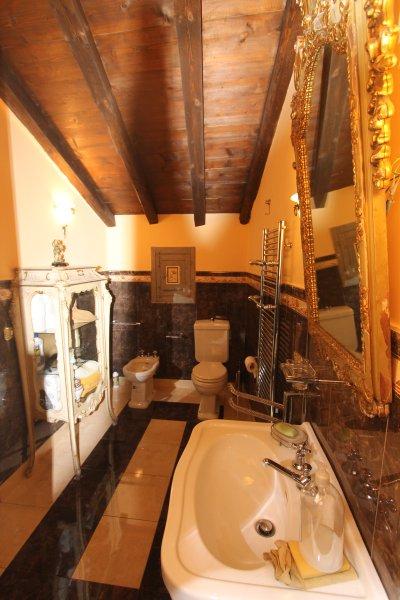 O segundo banheiro