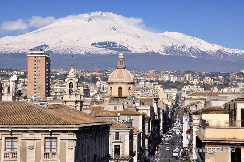 Duomo e Etna