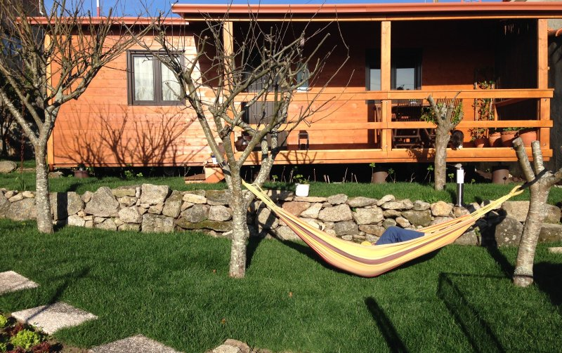 La Casa Do Montedor - calme d'une sieste dans le hamac!