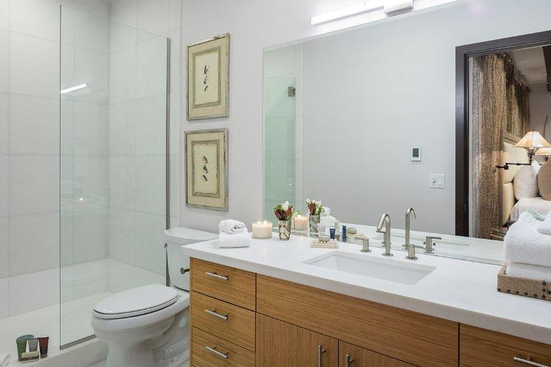 Quarto de hóspedes Casa de banho