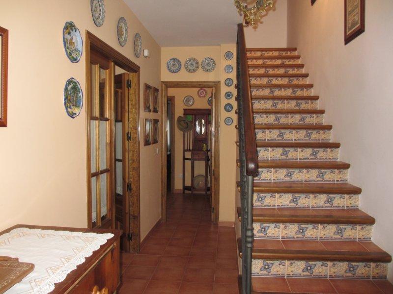 Casa acogedora en pueblo con encanto, holiday rental in Las Herencias