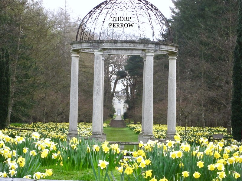 Thorpe perrow arboretum