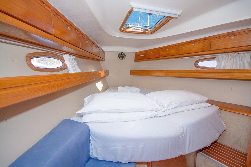 Halkidiki Holidays in Yacht, location de vacances à Paliouri