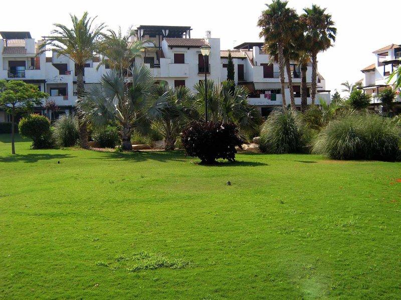 Vera Playa-Apartamento J22C Jardines Nuevo Vera 1D, alquiler vacacional en Playas de Vera