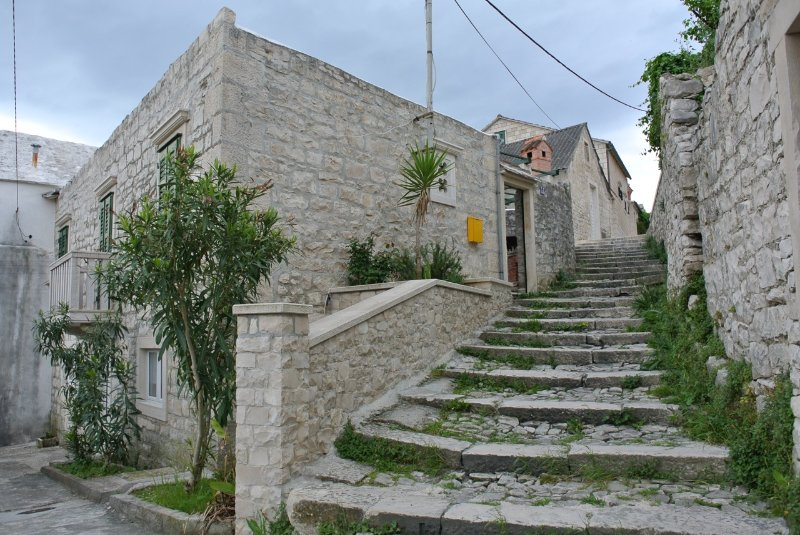 Dalmatian Stone Age Fortress, vacation rental in Pucisce
