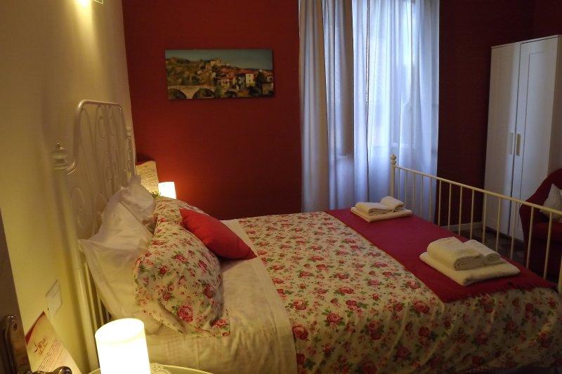 B&B Il Tempo del Vento-( Camera Brezza), location de vacances à Calice al Cornoviglio