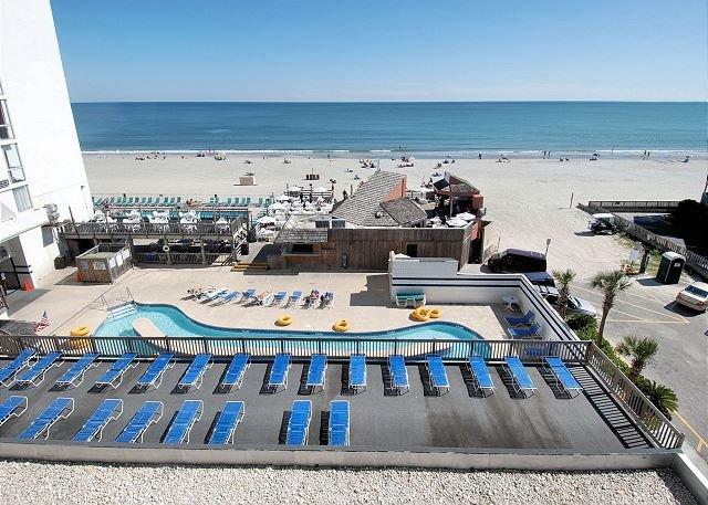 Sands Ocean Club 537 View
