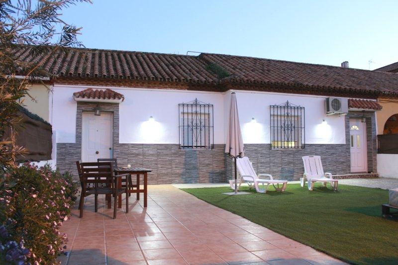 MALAGA SUN&HOUSE - Casa 1 dormitorio 4 personas máx, vacation rental in Malaga