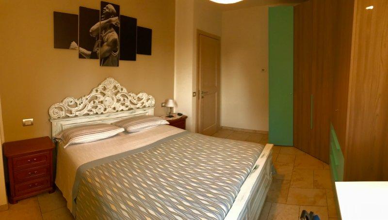 Blue Room con baño compartido