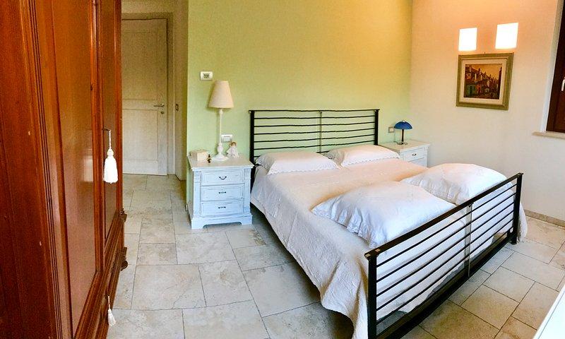 Green Room con baño privado