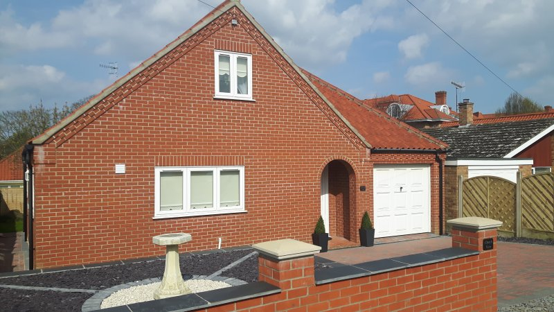 Newly finished 3 Bedroom property just 2 minutes walk from Cromer town centre., holiday rental in Cromer