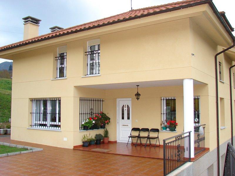 apartamentos en picos de europa, holiday rental in Mestas de Con