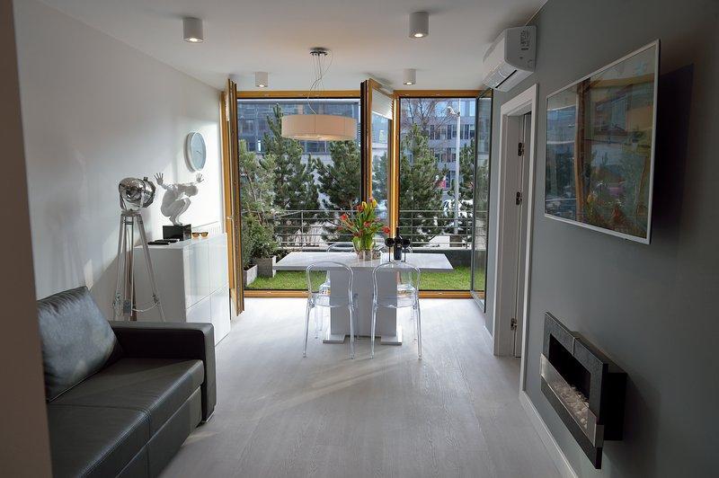 Garden Apartment Cracow, holiday rental in Wieliczka