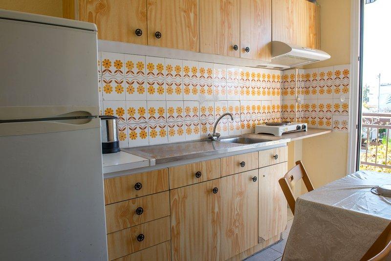 Apartments Sdoukos, holiday rental in Kitros