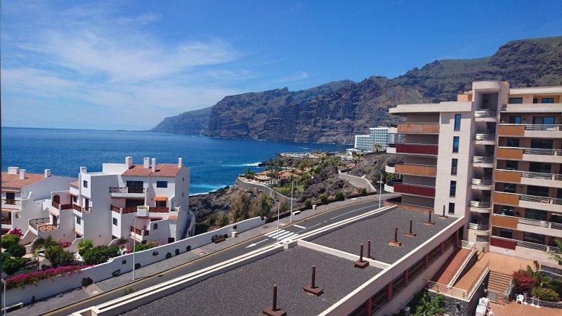 21 Sunny apartment on the ocean, holiday rental in Puerto de Santiago