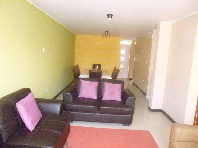 Le ofrecemos un nuevo concepto de hospedaje en Arequipa; Alquilo Departamento, alquiler de vacaciones en Arequipa
