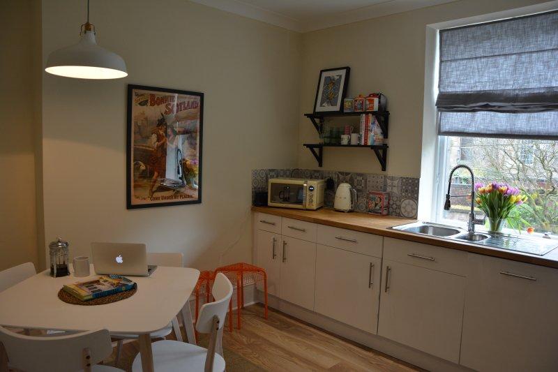 Cozinha / Área de jantar