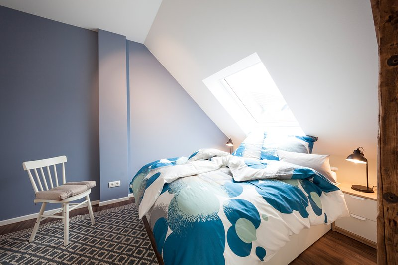 Bedroom Ludgerushof Bocholt