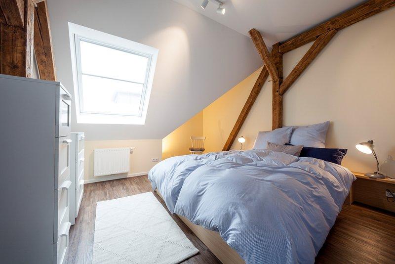 Bedroom Ferienwohnug Ludgerushof Bocholt
