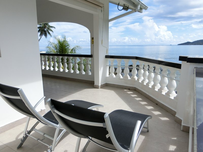 The Drake Seaside Apartment, holiday rental in Seychelles
