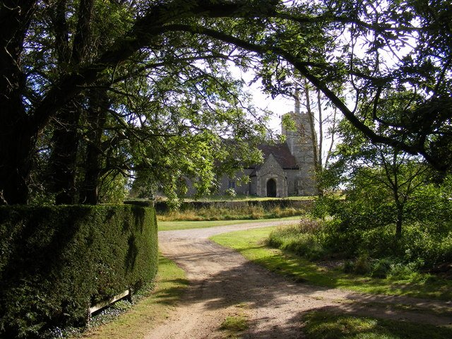 All Saints Church Sudbourne