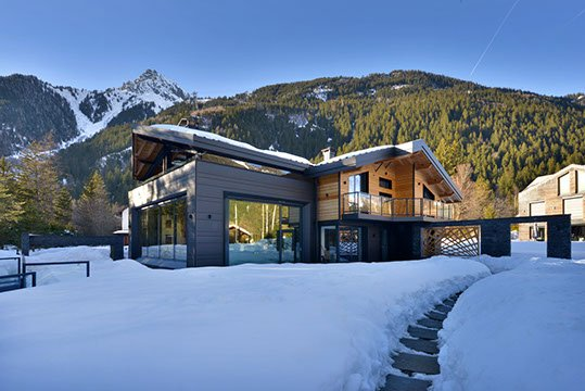 Chalet Dalmore, vacation rental in Chamonix