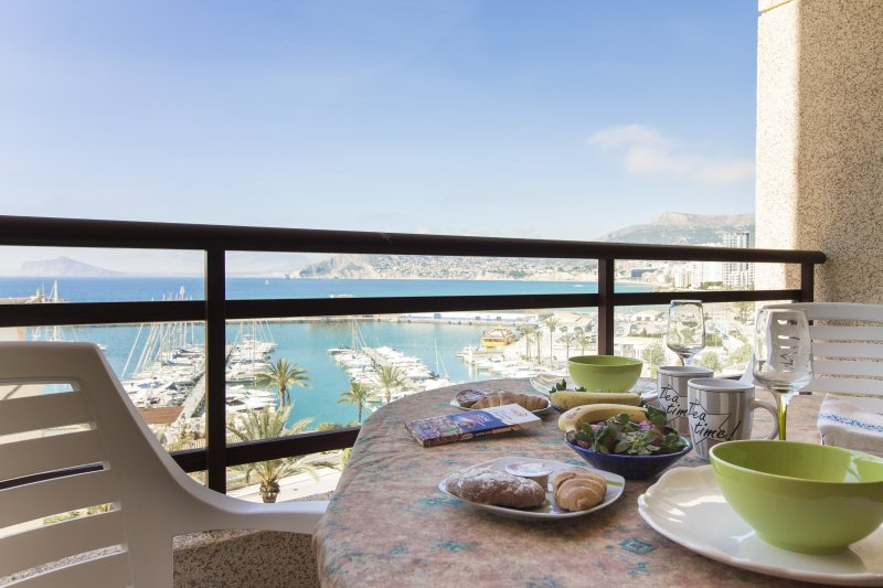 Casa Rosa VT-453250-A., holiday rental in Calpe