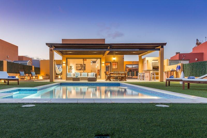 Espectacular Villa Lúcuma en Fuerteventura