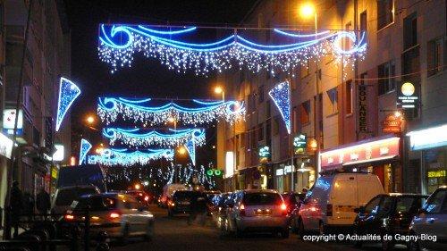 Kerstmis in Gagny