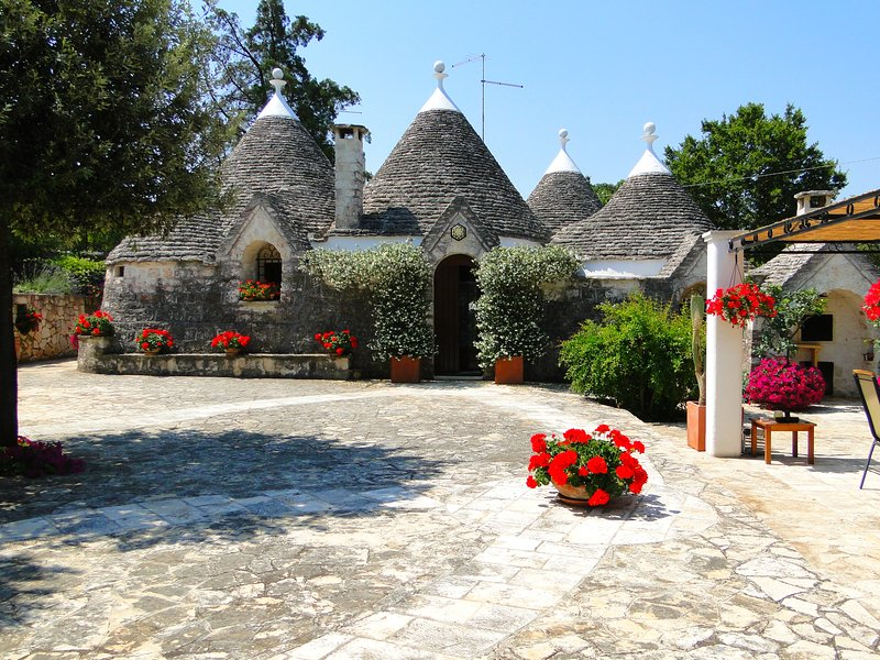 I TRULLI DI MICHELE, Fasano, location de vacances à Laureto