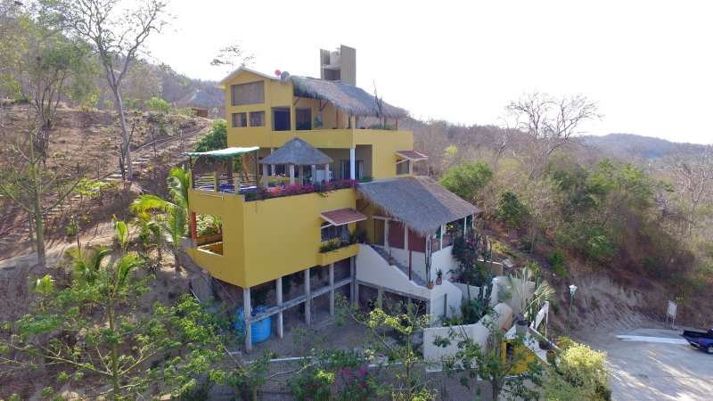 Heavenly Villa is the perfect destination for a group of 18, or a couple seeking seclusion.