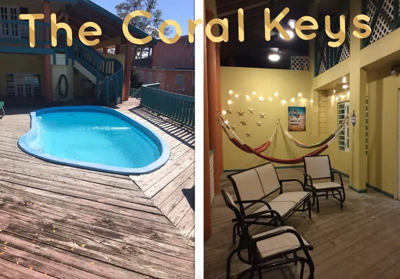 The Coral Keys, holiday rental in Guanica