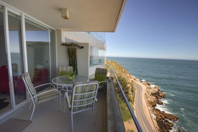 Concón: moderno departamento con espectacular vista al Océano Pacífico!, location de vacances à Concon