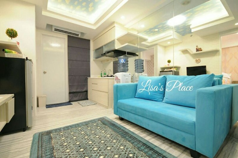 2 BR Comfort & Cozy In the top of Mall, holiday rental in Bekasi