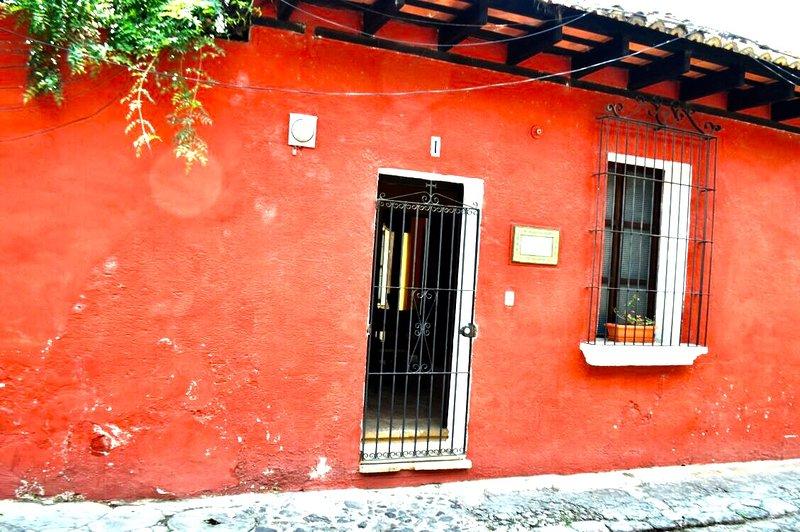 Apartamento El Despertar, holiday rental in Chimaltenango