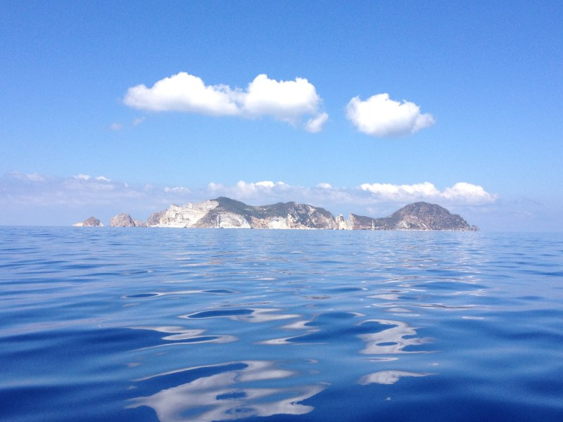 île de Palmarola