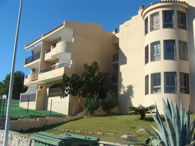 Alpen1- Apartamentos Font Nova 6 Personas, location de vacances à La Salzadella