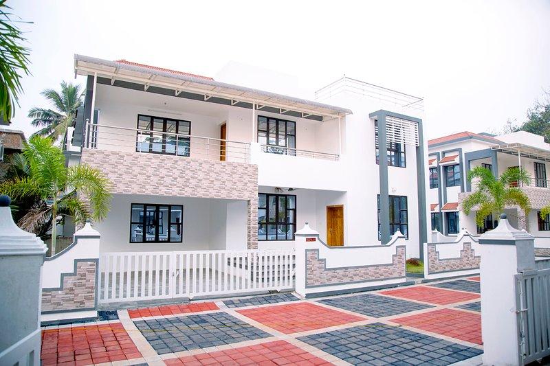 Orchid Home Stay (Villa 1), vacation rental in Kaloor