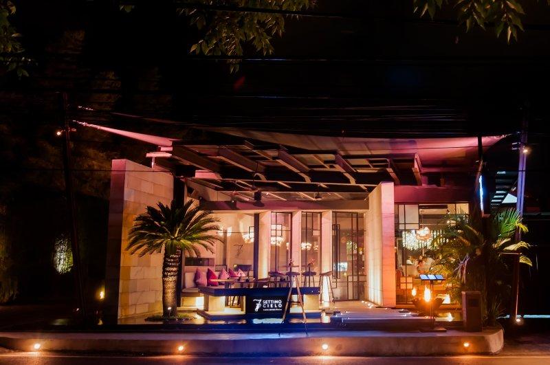 Settimo Cielo is een van mijn favoriete restaurants in Bali en ligt op slechts 3 minuten lopen van de villa