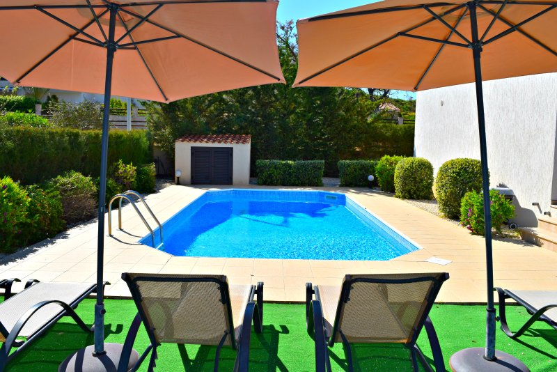 Latchi Beach - Opposite Blue Flag Beach - 3 bed Detached Villa - Private Pool, holiday rental in Latchi