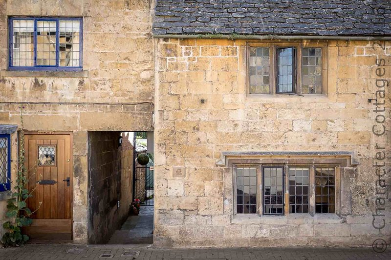 The Brew House is one of Chipping Campden's many traditional cottages