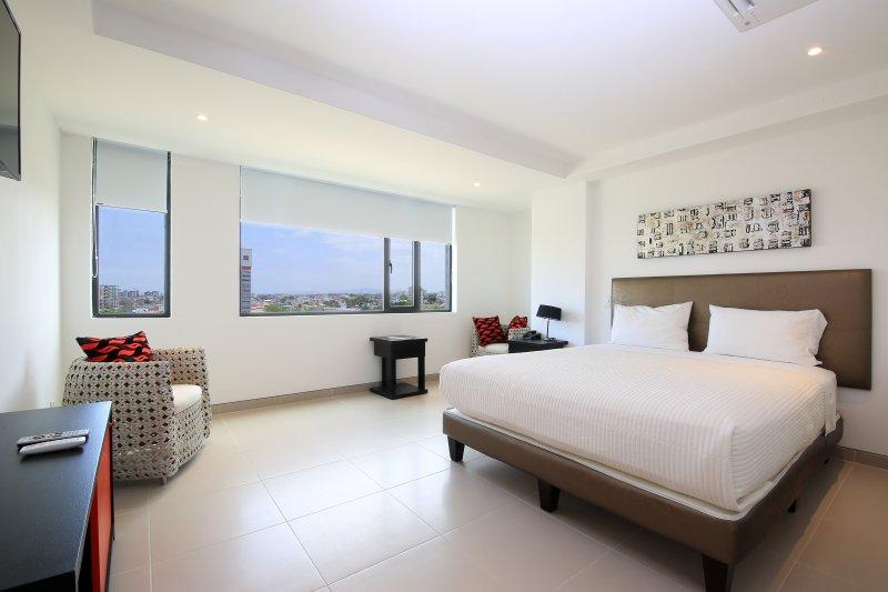 Beautiful 2 dormitorios frente a mitad (Océano) Ver