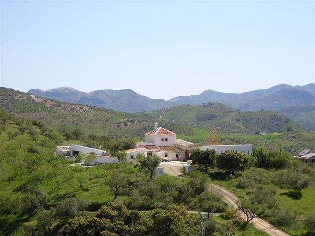 Cottage with pool - Paloma, alquiler vacacional en Riogordo